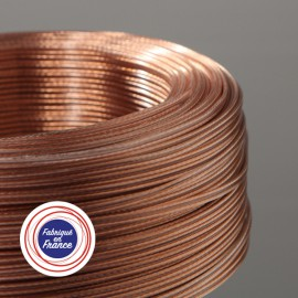 CABLE SCINDEX 2X0.35 mm² CUIVRE TRANSPARENT