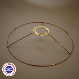 Cercle à bague pour abat-jour D26cm - E27-retrait 4