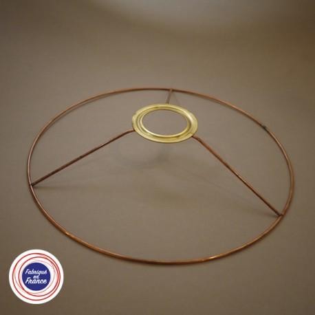 Cercle pour abat jour avec bague E27 - D26 - Falbala-luminaires