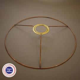 Cercle à bague pour abat-jour D28cm - E27-retrait 4