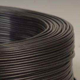 Câble scindex 2x0.75mm² noir