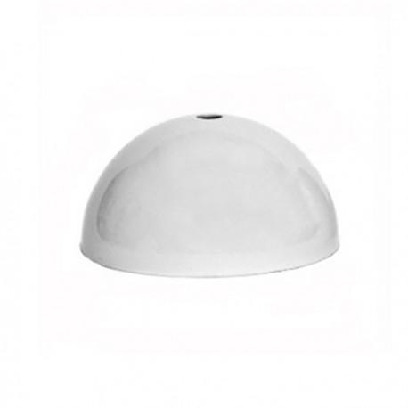 Pavillon demi sphère blanc-Falbala luminaires