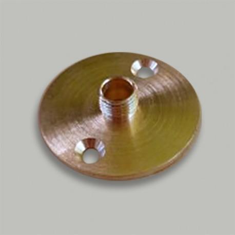 Racord à plaque D40 - Falbala-luminaires