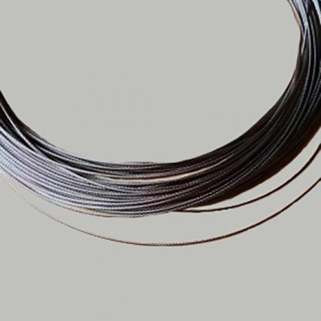 Filin de suspension inox D1,5mm - Falbala-luminaires