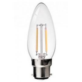 Flamme B22 - 4W - Falbala luminaires