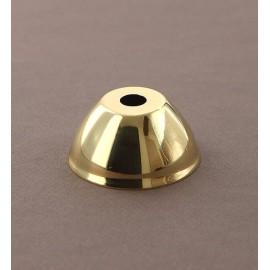 Cabochon laiton d50 - Falbala-luminaires