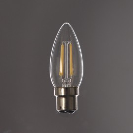 Flamme filament Led B22 -4W