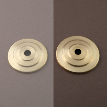 Couvercle pour poterie D70mm - Falbala-luminaires