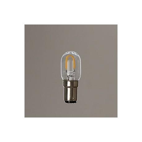 Tube U led E14 - 1W - Falbala-luminaires