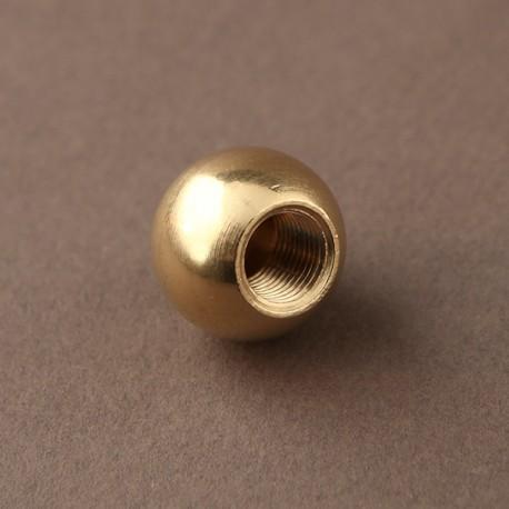 Boule laiton D20 - 10x1 - Falbala Luminaires