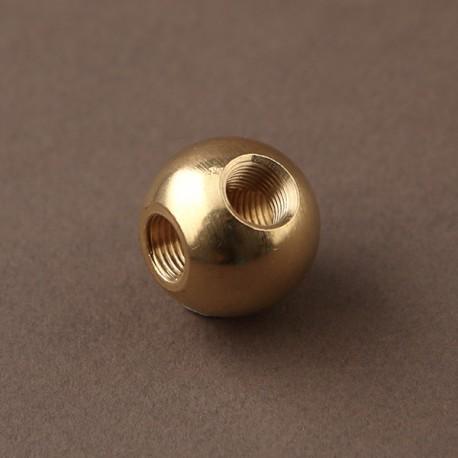 Boule laiton 3 T 10x1 - Falbala Luminaires