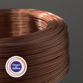 Câble scindex 2x0.50mm² cuivre transparent