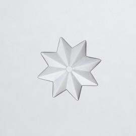 Etoile pampille de lustre - Falbala-luminaires