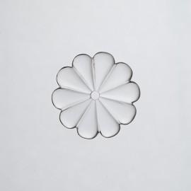 Rosace pampille de lustre - Falbala-luminaires