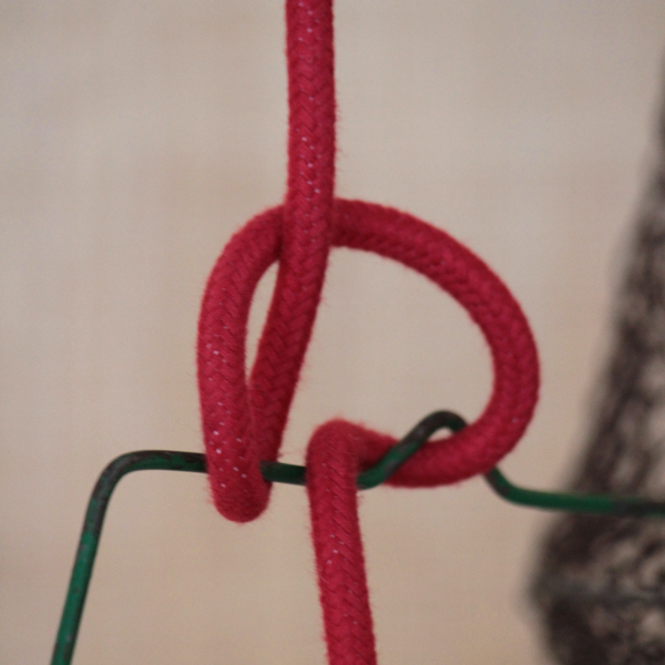 cable coton rougeR