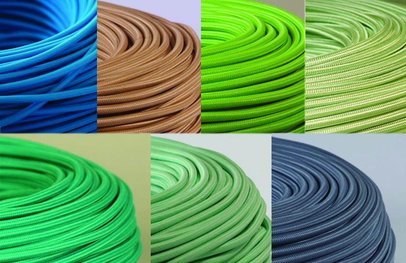 Cables Roland - Falbala luminaires