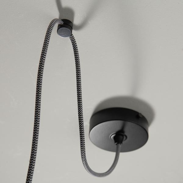 fixcâble noir en situ-Falabala Luminaires