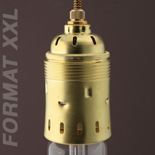 douille E40 gold-Falbala Luminaires