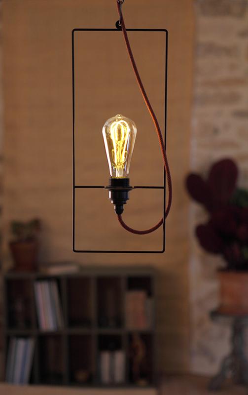 Suspension Biri-falbala luminaires