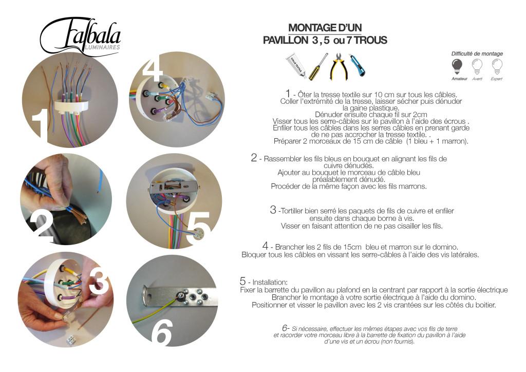 PAVILLON 3-5-7 trous-A4-Falbala Luminaires